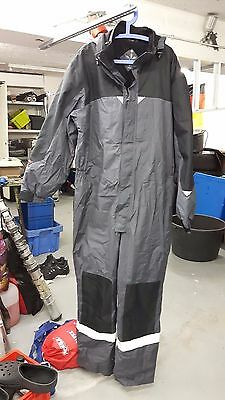 Angel oder Arbeitsoverall Thermo Suit Gr. XXXL