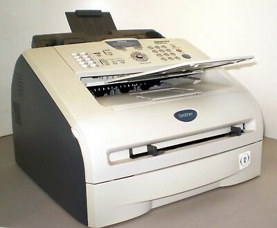 BROTHER FAX-2920 SUPER G3 Office laser Fax/Printer/Copier very little use