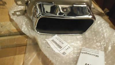 Bmw 7 Series F01 F02 Exhaust Tail Pipe Trim Right Hand New Genuine 51127195302