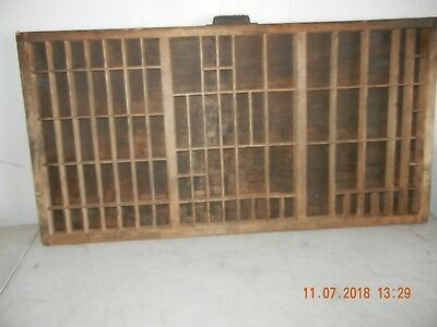 Antique Hamilton type drawer (shadow Box)