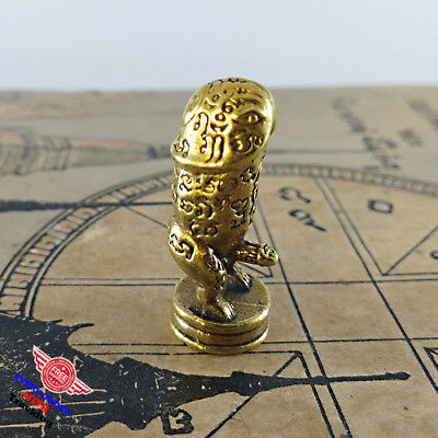 Paladkik Thai Amulet Talisman Fully Love Luck Charm Trade prosperous