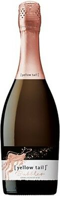Yellow Tail Pink Bubbles 750mL ea - Sparkling Wine - Origin Australia