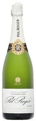 Pol Roger Brut NV Champagne 750mL ea - Sparkling Wine - Origin France