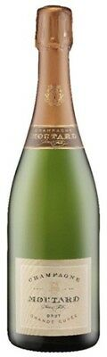 Moutard Brut Grande Cuvee NV Champagne 750mL ea - Sparkling Wine - Origin France