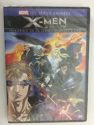 Marvel X-Men Integrale de la Série Coffret 2 dvd Neuf Sous Blister