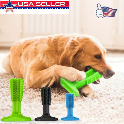 Bristly Brushing Stick World\'s Most Effective Toothbrush for Dogs Pets Oralcare