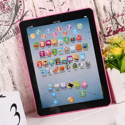 Children Touch Screen Tablet Pad English Learning Early Education Machine Gifts