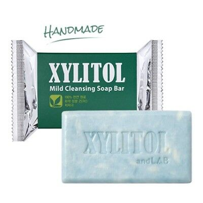 [andLAB] Xylitol Mild Cleansing Soap Bar 100g / Korean Cosmetics
