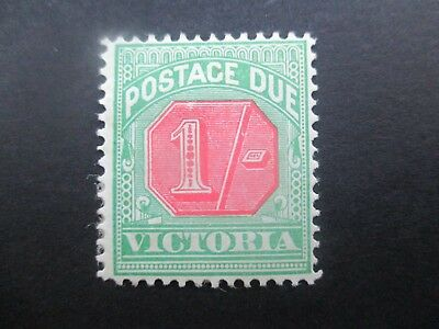 Victoria Stamps: Postage Dues 1894 Mint   (x11}