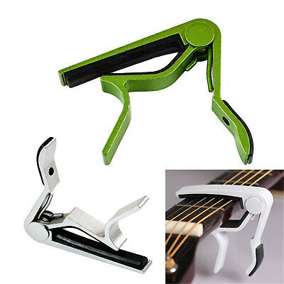 Guitar Capo Key Clamp Trigger Quick Change For Acoustic/Electric/Classic AIF UP