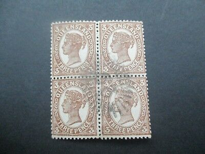 QUEENSLAND Stamps: Selection Used  - Great Item    (z165}