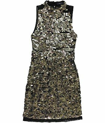 4a51d2ee4aa French Connection Womens Eleanor Bodycon Dress redwood 4