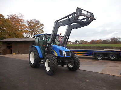 NEW HOLLAND T5050 Tractor Sorry Now Sold - £19,750 00