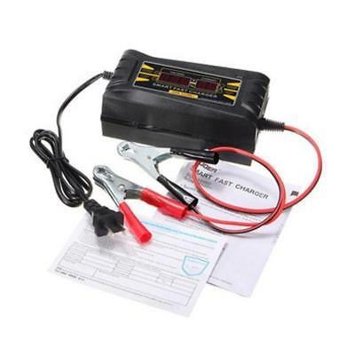 Intelligent Car Battery Charger 12v 10A 20-150AH Automatic Smart Fast