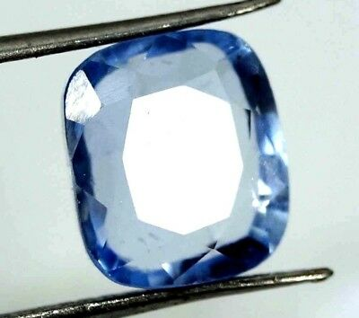 GGL Certified 4.70 Ct Natural Emerald Cut Charming Looking Aquamarine Gemstone
