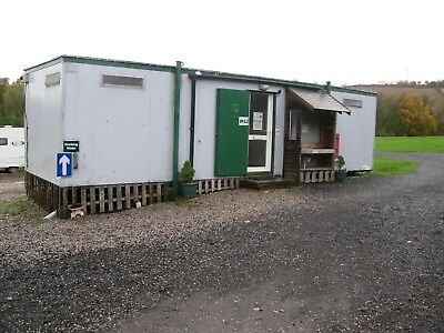 SOLD / SOLD Toilet & Shower Block Campsite/Building/Festival/Factory