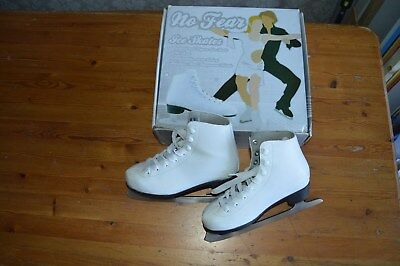 Ice Skates size 4 excellent condition No fear