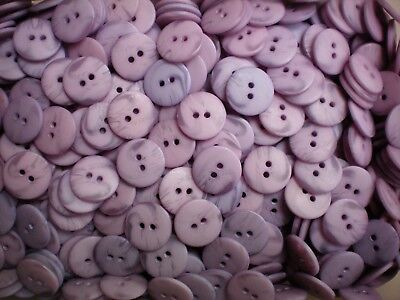 Small 15mm 24L Charcoal Grey Swirl 4 Hole Buttons Button Craft Sewing S170