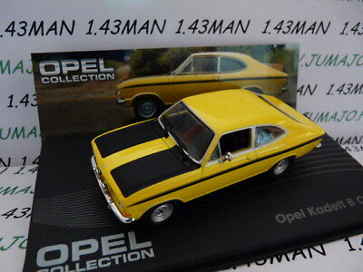ASCONA A 1970//1975 OPE88R voiture 1//43 IXO eagle moss OPEL collection