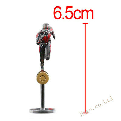 """King Arts Marvel Super Hero Ant-Man Posed Character Figure Toy 2.6"""" in Box"""