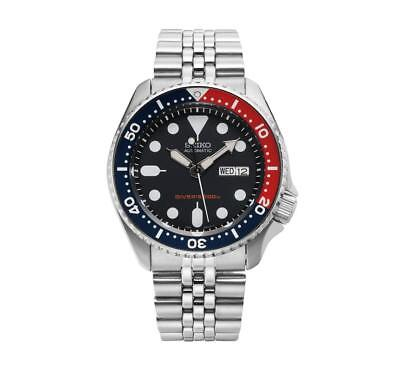 SEIKO SKX009K2 Automatic Diver Watch 200m Stainless Steel 42mm Mens Watch