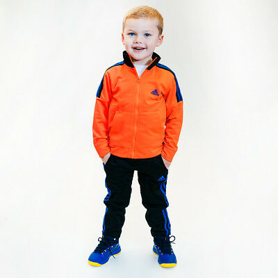 adidas Toddler Two-Piece Track Jacket & Pants Gift Set