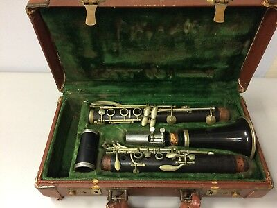 Normandy Wood Bb  Clarinet