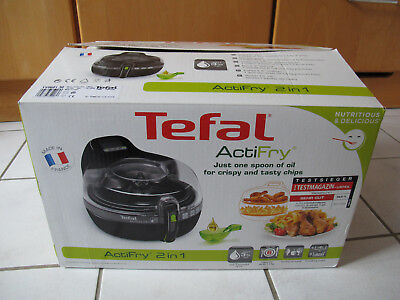TEFAL ActiFry 2in1 Heißluft Fritteuse YV 9601, kaum benutzt, TOP Zustand