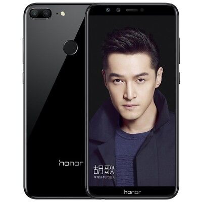 Honor(Huawei) Honor9Liteblack Smartphone 5.65 Fhd 8Core 2Sim 3/32Gb13/2Mp Black