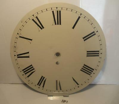 "Single Fusee 12"" Replacement Metal Wall Clock Dial"