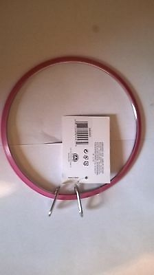 "Dmc Easy Clip Plastic Easy To Use Cross Stitch  Hoop 7"" - Mk0082 Free Uk P&p"