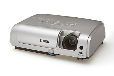 Epson EMP-S4 3 LCD Home Cinema Projector 1080i (800x600 / 4:3) New Lamp