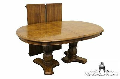 "STANLEY FURNITURE Venicia Collection 98"" Double Pedestal Dining Table 86-11-36"