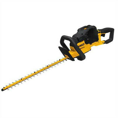 DEWALT 40V MAX Cordless Li-Ion 22 in. Hedge Trimmer (Bare Tool) DCHT860BR Recon