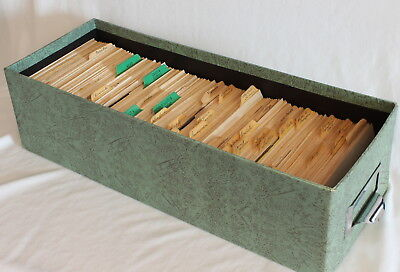 Vintage Collection of Recipes Estate 900+ Index Cards