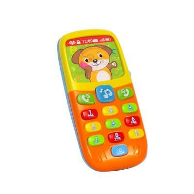 Huile Kids Simulator Music Toy Cell Phone Educational Learning Child Gift
