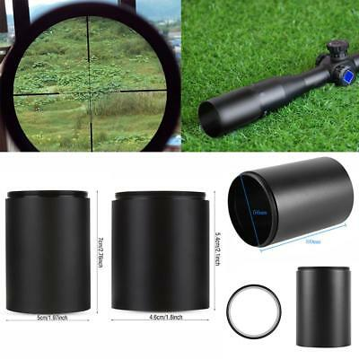 Hunting Alloy Advanced Optic Sunshade Tube For Rifle Scope 32mm / 40mm / 50mm LY