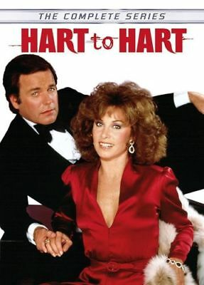 Hart To Hart: The Complete Series Season 1 2 3 4 5 / 1-5 (DVD,2017,29-Disc Set)