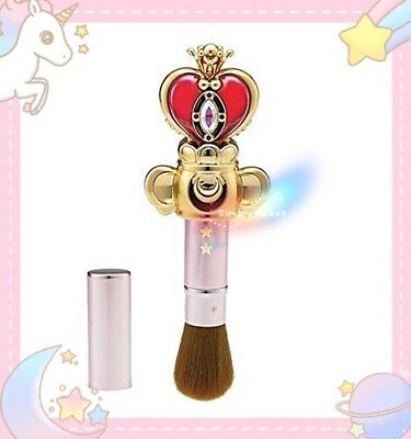 Creer BANDAI Sailor Moon Miracle Romance Rainbow Spiral Heart Cheek Brush, USA