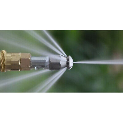 High Pressure Washer Sewer Jetter Nozzle Hose Sewer Drain Cleaning Parts