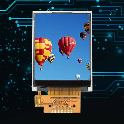 "1.8"" 128x160 TFT LCD Full Color Display Module with SPI Interface 14pin 3..3V ly"