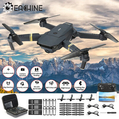 UPGRADE❤ Eachine E58 Fly More Combo WIFI FPV 2MP Camera Quadcopter RTF Xmas Gift