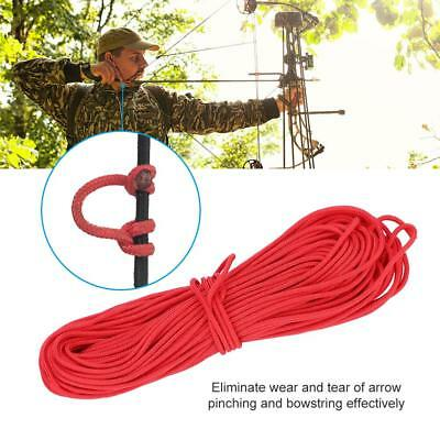 Archery Bowstring Nock Rope D Loop Rope Release Bow String Matching Hunting New