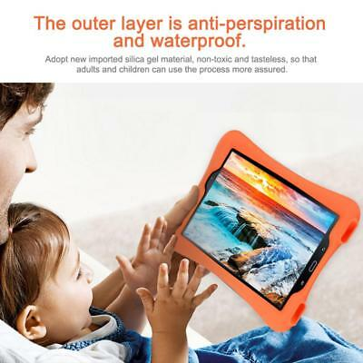 "Kids Shock Proof Silicone Safety Stand Case Cover For Samsung 7"" 10.1"" Tablet"