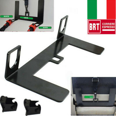 TYPE B ISOFIX universale BAMBIN Seggiolino auto Interfaccia supporto LATCH FIX