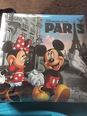 Disney Land Paris Photo Album