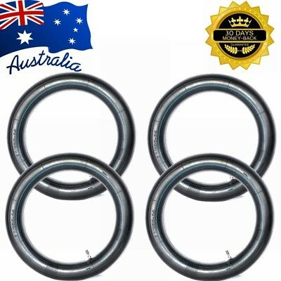 4pcs 90/100-14 Inch Rear Tube Wheel 125cc -150cc Pit Dirt Bike Motorcycle Quad