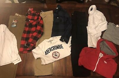Lot Of 14/16 Absrcrombie Mix Clothes