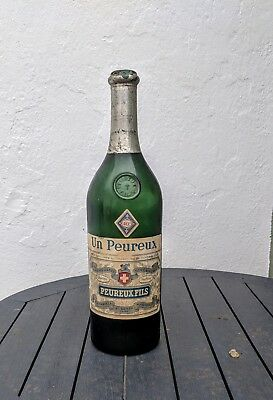 Bouteille Peureux ancienne absinthe/anise
