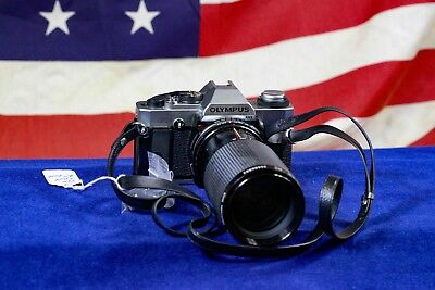 Olympus OMG 35mm film camera body Fully Tested Working Ready to Shoot